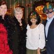 Houston, No-Tsu-Oh gala, September 2015, Diana Kokernot, Skip Britton, Sylvia Medina and Steve Parker