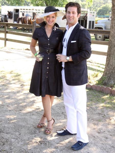 Monalisa mcgee wedding