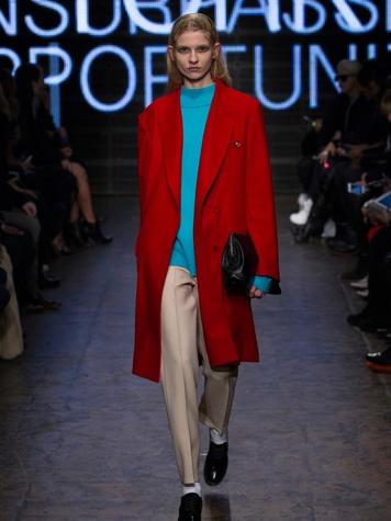 09 Clifford Fashion Week New York Fall 2015 DKNY February 2015