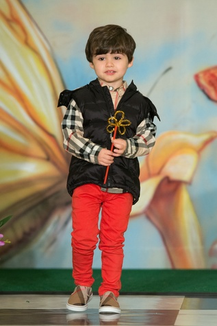 Charlie Cassin at the Houston Symphony Children's Fashion Show & Luncheon March 2015