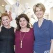 Ann Francis Jury, Missy Quintana, Dana Fay, Kristi Francis