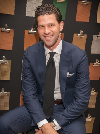 Matthew Singer, fashion, September 2012