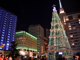 Dallas City Lights