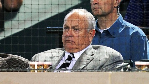 Nolan Ryan frown