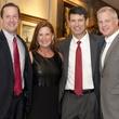 Kevin Calandro, Gillian Breidenbach, Dr. Fred Cerise, chief executive officer, Parkland Health & Hospital System, Troy Schiermeyer, I play  for Parkland