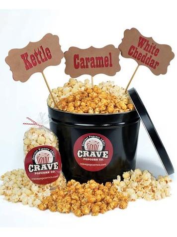 Crave Popcorn Co.