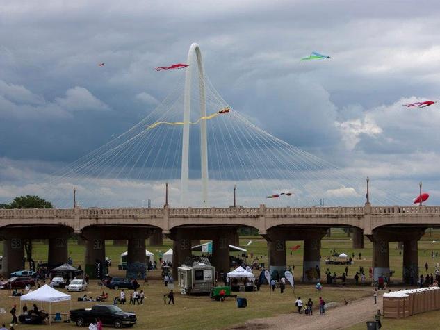 Trinity River Wind Festival