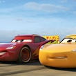 Lightning McQueen and Cruz Ramirez in Cars 3