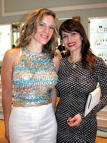 9 Recipe for Success Dress for Success event September 2013 Sally Lechin and Karina Barbieri