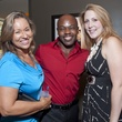 088_CAP honoree party, June 2012, Erica Spencer, Abe Minor, Kristy Gyorfi