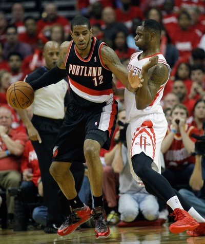 LaMarcus Aldridge Rockets