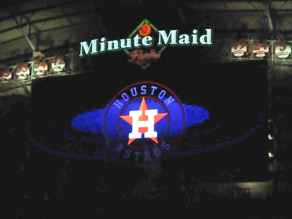 Astros new star logo