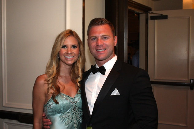 . Gala Del Museo Arte Y Glamour benefiting the Mexic-Arte Museum. Meredith Davis and Ryan Nail