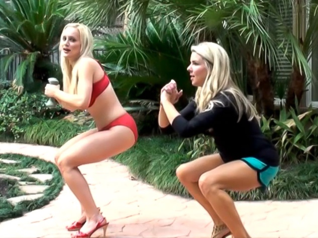 News_Erica Rose_Cari Shoemate_Stiletto Bikini