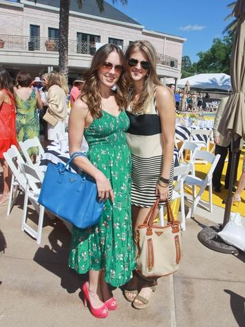 News_ROCC tennis luncheon_April 2011_Linsay Radcliffe_Katie Newtown