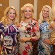 Houston, News, Shelby, Partners Luncheon, April 2015, Sherry Davis, Becky Cooke, Rebecca Thomas