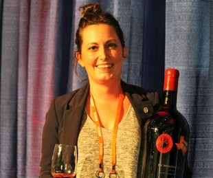 Rachel DelRocco Houston Sommelier