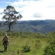 Stephan Lorenz Travels in Peru October 2013 Hiking through the mountains towards Kuelap