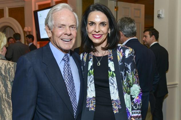 Jim Smith Sr. and Traci Smith Hassett