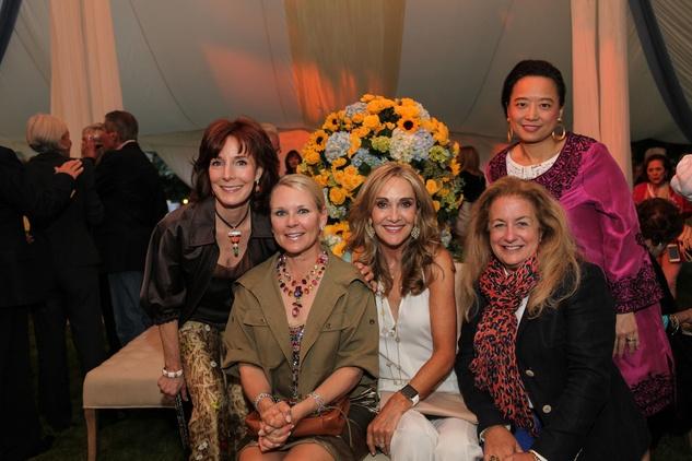 News, Shelby, M.D.Anderson in Aspen, July 2015, Marcy Taub, Mindy Hildebrand, Jana Arnoldy, Yvonne Ziegler, Dr. Lynda Chin