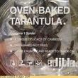 News_My Food Looks Funny_tarantula_spider
