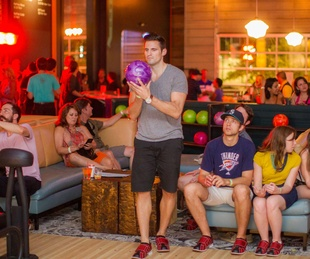 Punch Bowl Social Austin Domain bowling