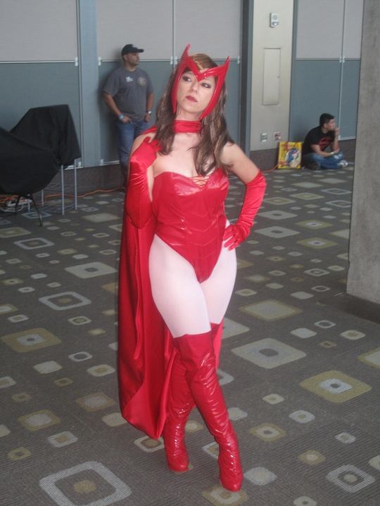 Austin Photo_ News_Mike_Comic Con_Scarlet Witch