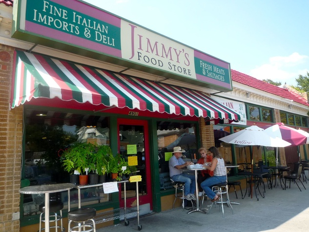 Jimmy's Food Store, East Dallas
