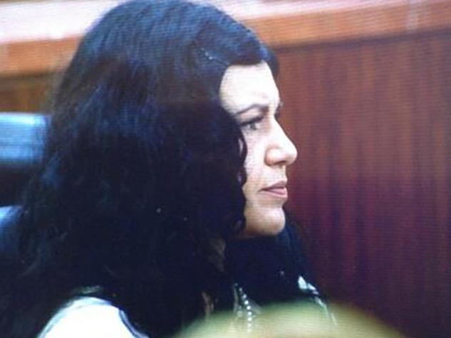 Ana Trujillo stilleto murder found guilty April 2014