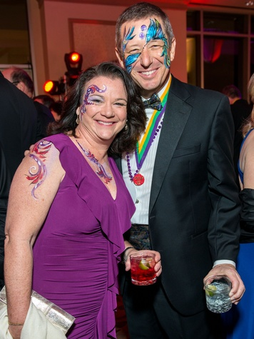 20 Tara and David Wuthrich at the San Luis Salute February 2015
