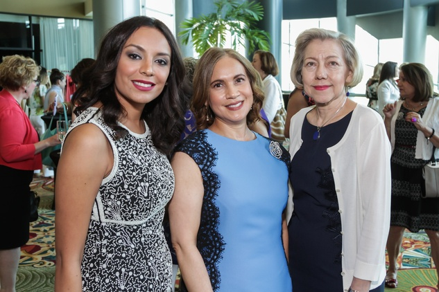 Houston, News, Shelby, Latin Women's Initiative, May 2015, Monica Gonzalez Soto, Marlyn Greiner, Elva Flores