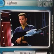Shepard Ross Star Trek trading card