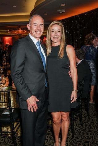 Hearts of Gold Gala Roberto and Claudia Contreras