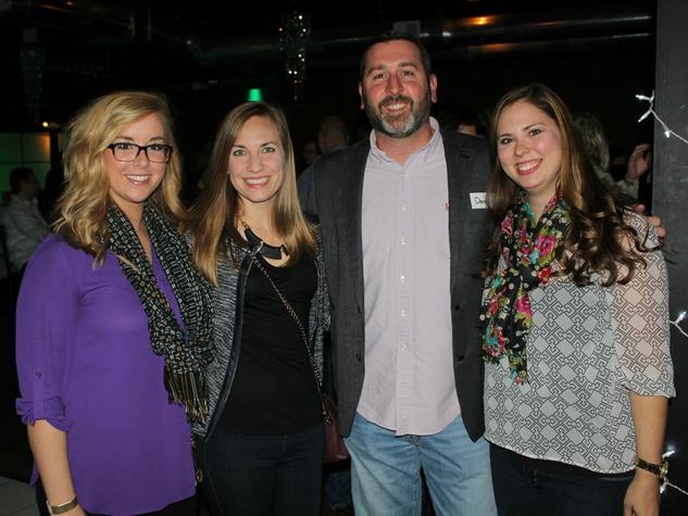 Katherine Wyane, Meg Kretschmer, Derek Kretschmer, Sarah Meier, Reilly's Whiskey