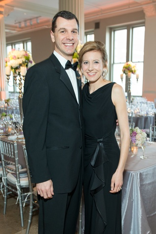 43 Mark and Christina Hanson at the Houston Symphony Wolfgang Puck wine dinner March 2015