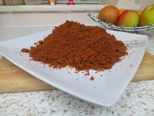 Nigerian Suya Spice Pepper