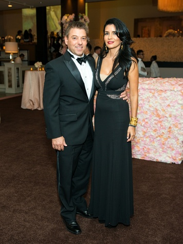 Hank Fasthoff, Maya Fasthoff at Museum of Fine Arts Grand Gala