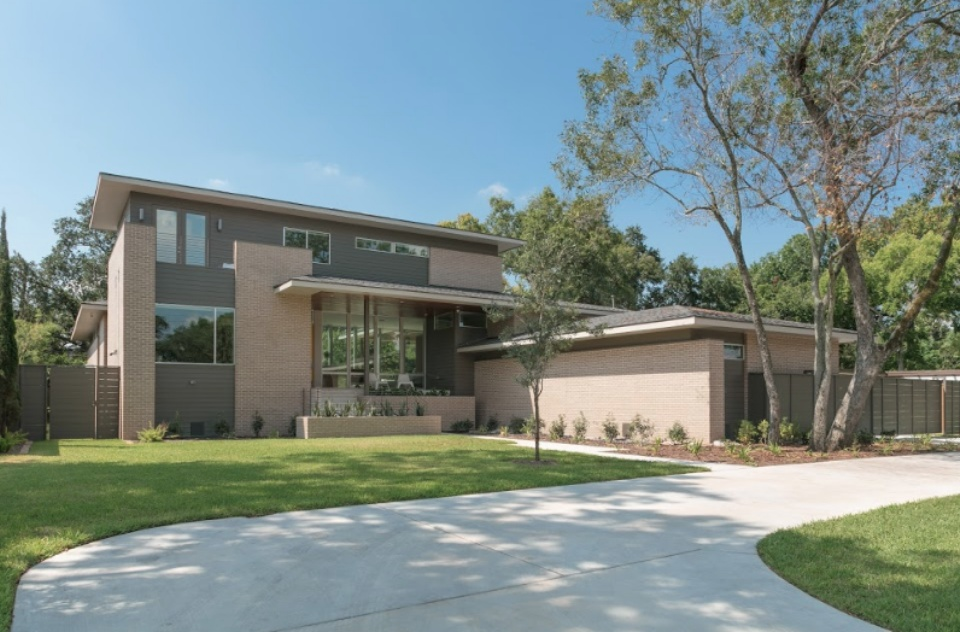 Sneak Peek Home Tour Of Best New Residential Architecture In H Town Culturemap Houston