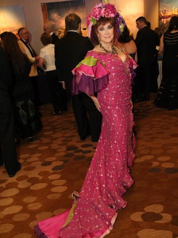 Phyllis Glazer, Fur Ball