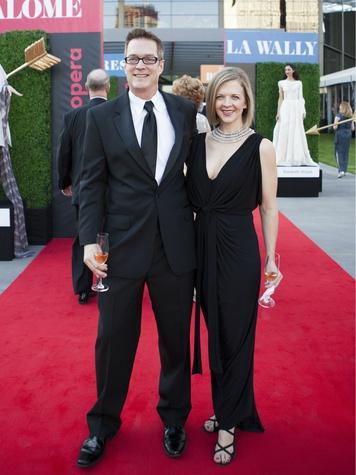 Carrie Ellen Adamain, John Harpool, Dallas Opera First Sight