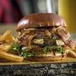 Twin Peaks Smokehouse burger