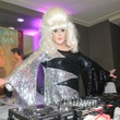 8 Lady Bunny at Hotel ZaZa's Halloween party October 2013