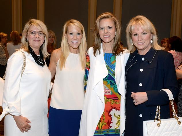 Denise Priewe, Anna Dunston, Heather Cooper, Stephanie Oliver