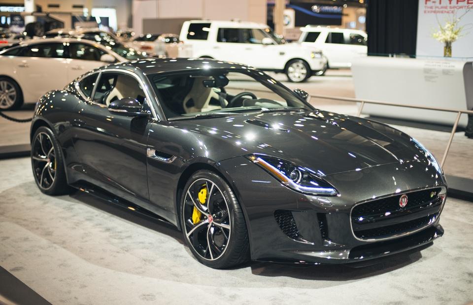 Jaguar,2014 Houston Auto Show