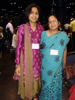 News_Jaina Convention_July 2011_Ami Domadia_Heena Domadia