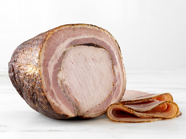 Houston, Arby's fast food, August 2017, Porchetta Loaf