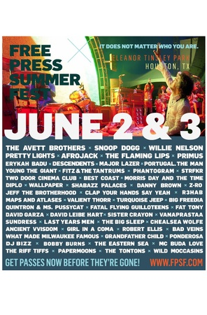 Free Press Summer Fest