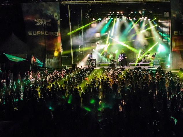 Euphoria Music Festival Austin