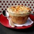 Rise No. 1 French onion soup