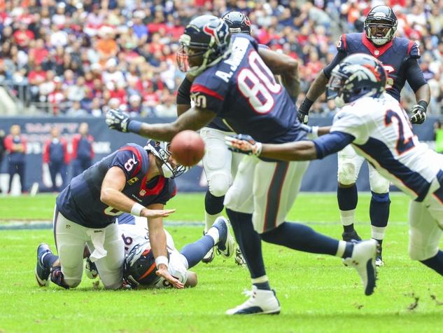 Andre Johnson miss Texans